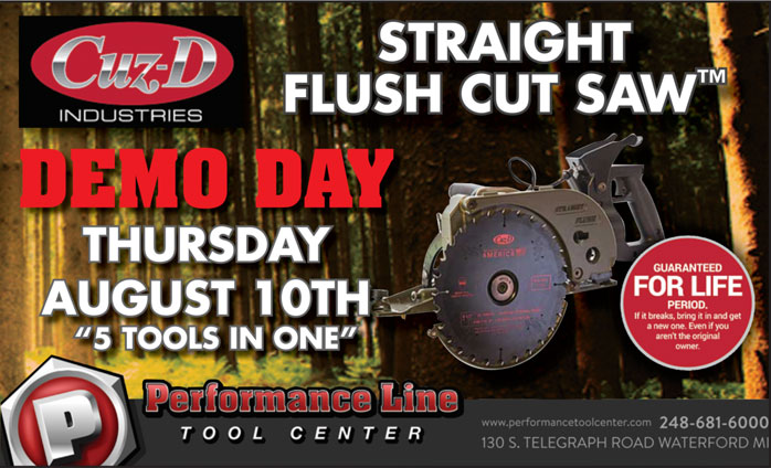 Cuz-D Demo Day August 10th 2017