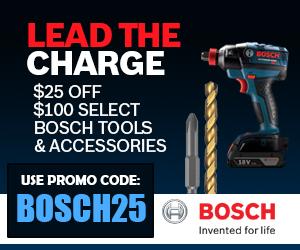 Bosch HCFC2010 3//16-Inch by 2-Inch by 4-Inch SDS-plus X5L Drill Bit